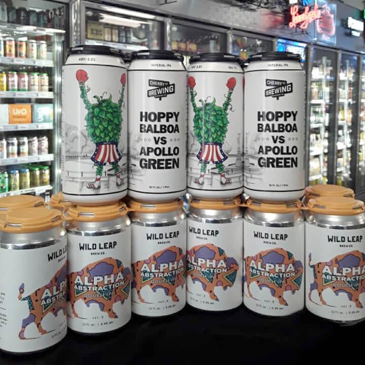craft beer- beer-package store